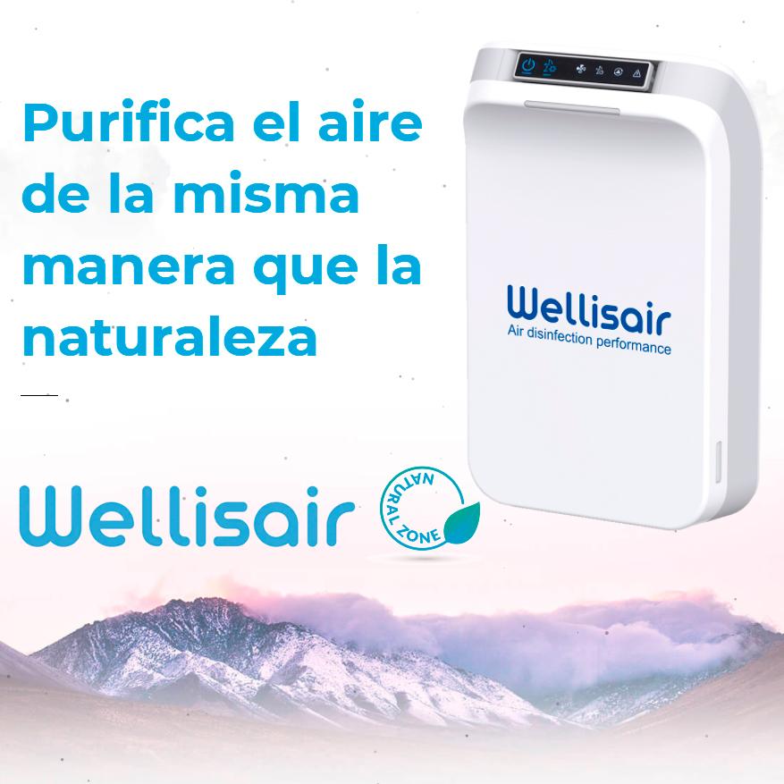 Wellisair Natural Zone
